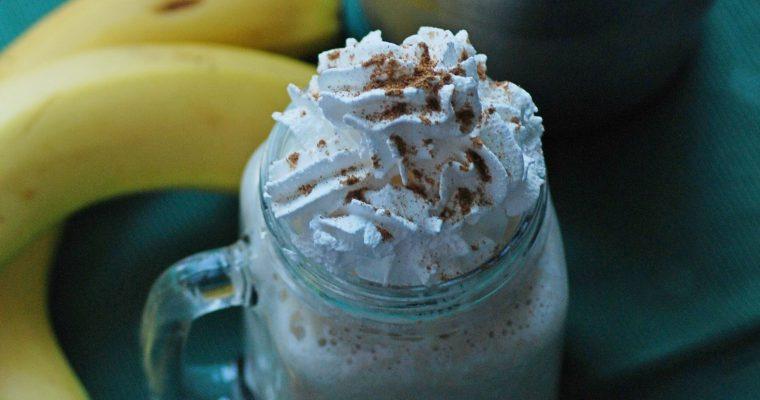 Milkshake de banane